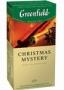 Чай «Greenfield» Christmas Mystery   25 шт
