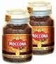 Кофе «Moccona Continental Gold» растворимый стекло   95 г