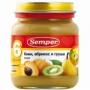 Пюре «Semper» малина, черника   135 г