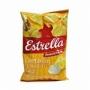 Чипсы «Estrella» Сметана и Нежный Сыр   160 г