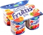 Йогурт Fruttis  клубника