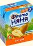 Сок Фрутоняня 500г персик