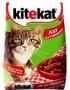 Корм для кошек «Kitekat» Сухой корм Азу из говядины   400 г.
