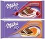 Шоколад спелая вишня сливки «Milka»   90 г