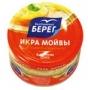 Икра мойвы в сливочном соусе с сыром «Балтийский Берег»   180 г